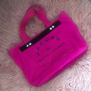 Hot Pink Marc Jacobs Tote